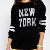Urban Outfitters - Sparkle & Fade New York Sweatshirt
