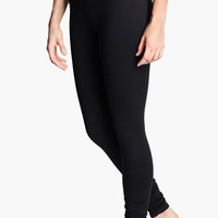 Zella Fleece Leggings | Nordstrom
