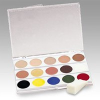 Mask Cover Makeup – 15 Color Palette