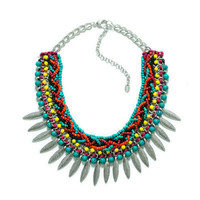 CHAIN NECKLACE WITH FEATHERS - Accessories - Accessories - Woman | ZARA United States