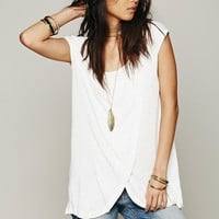 Free People We The Free Fly Away Galaxy Tee