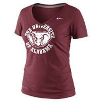 Nike Store. Nike College School Stamp Legend (Alabama) Women's T-Shirt