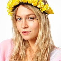 ASOS Tulip Hair Crown