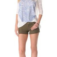 SUNDRY Flower Tunic | SHOPBOP
