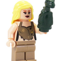 Daenerys Targaryen (Mother of Dragons) - Custom LEGO Game of Thrones Style Minifigure