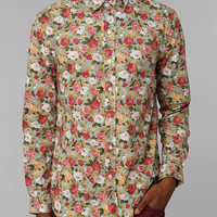 Urban Outfitters - Brooklyn Cloth Rose Button-Down Shirt