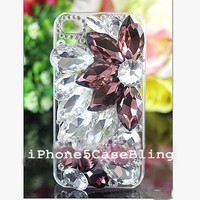 iPhone 4 Case, iPhone 4s Case,iPhone 5 Case, Luxury iphone 5 bling case, crystal unique iphone 4 case, best iphone 4 case