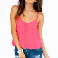 Claudine X Back Tank $23