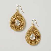 Anthropologie - Mettle Beaded Teardrops
