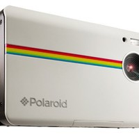 Polaroid Z2300 10MP Digital Instant Print Camera (White):Amazon:Camera & Photo