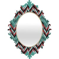 DENY Designs Home Accessories | Gabi Factor Baroque Mirror