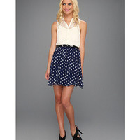 Gabriella Rocha Careen Polka Dot Dress