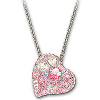 Swarovski Alana Heart Pendant Necklace | Dillards.com