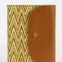 Zigzag Flap Journal