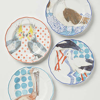 Anthropologie - Baltra Dessert Plate