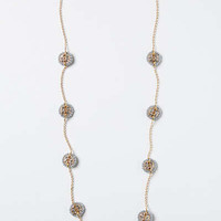 Anthropologie - Bloomshine Necklace