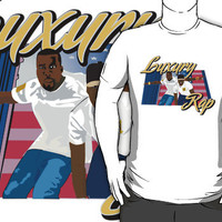 "Watch the Throne ""Luxury Rap"" Men's T-shirt"