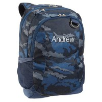 Ketchum Navy Digi Camo Backpack