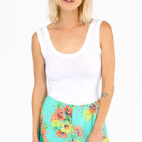 Aura for Flora Shorts $21