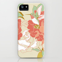 garden party iPhone & iPod Case by Teagan White