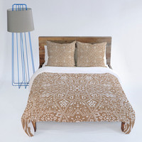 DENY Designs Home Accessories | Aimee St Hill Amirah Neutral Duvet Cover