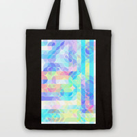 Re-Created Laurels II Tote Bag by Robert Lee