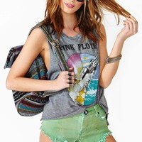 Bonitas Cutoff Shorts - Mint
