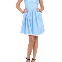 Hell Bunny Blue Orlando Dress | Hot Topic
