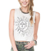 Brandy ♥ Melville |  Agathe Sun and Moon Tank - Just In