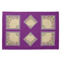 Art Nouveau Kitchen Towel from Zazzle.com
