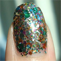 Opi Holliday 2011 Muppets Collection Rainbow Conection