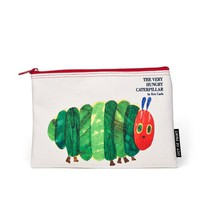 The Very Hungry Caterpillar canvas pouch | Outofprintclothing.com