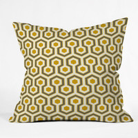 DENY Designs Home Accessories | Caroline Okun Saffron Throw Pillow