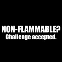 Non-Flammable? - American Apparel