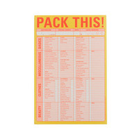 Knock Knock® for J.Crew packing list - travel essentials - Women's accessories - J.Crew