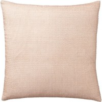 "Rose Grid 18"" Pillow"