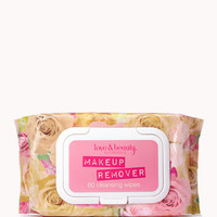 60 Makeup Remover Cleansing Wipes