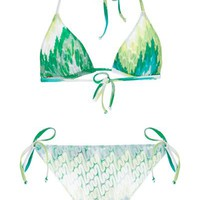 Missoni Reversible Bikini - Gallery - Farfetch.com