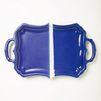 Parting Seas Serving Platter