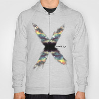 X Marks The Spot Hoody by Ben Geiger