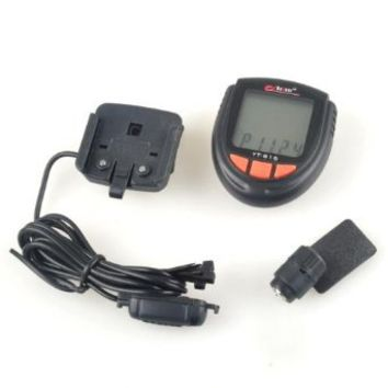 BestDealUSA Waterproof Bicycle LCD Speedometer Calorie Calculator : Amazon.com : Sports & Outdoors