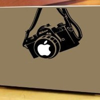Amazon.com: Apple Macbook Vinyl Decal Sticker - Nikon: Everything Else