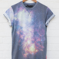 Criminal Damage NEW Galaxy Tee Multi