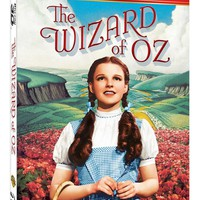 Wizard of Oz: 75th Anniversary Edition (Blu-ray 3D / Blu-ray / UltraViolet) (2013)