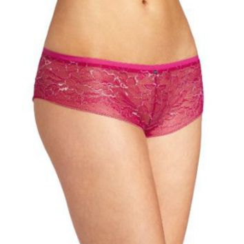 Calvin Klein Women's Naked Glamour All Lace Hipster