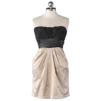 Champange Toast Pocket Dress