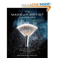 The Makeup Artist Handbook: Techniques for Film, Television, Photography, and Theatre [Paperback]