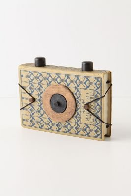 Well-Read Pinhole Camera -Anthropologie.com