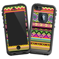"Happy Bright Tribal ""Protective Decal Skin"" for LifeProof 5 Case:Amazon:Cell Phones & Accessories"