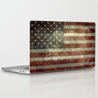 """Old Glory"", The Star-Spangled Banner Laptop & iPad Skin by Bruce Stanfield 